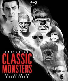 #Classic_Monster_Movies