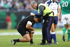 The All Blacks' midfield stocks have been dealt a serious blow with both starters from the loss to Ireland set for lengthy stints on the sidelines.