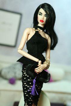SE Asian doll