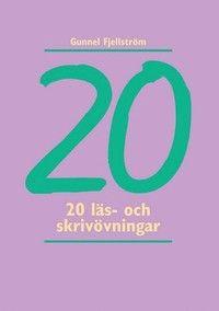 20 läs- och skrivövningar