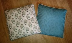 SOIshowoff December: Piped Cushions made after the Sew Over It Piped Cushion class