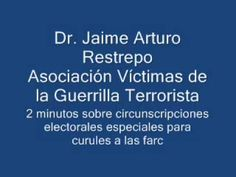 """Ricardo Puentes Melo: """"Tenemos que protestar, los mecanismos por ahora l..."""