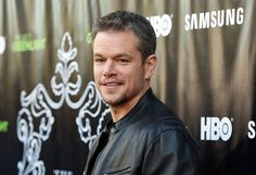 "Actor Matt Damon attends the Project Greenlight Season 4 Winning Film premiere ""The Leisure Class"" presented by Matt Damon, Ben Affleck, Adaptive Studios and HBO at The Theatre at Ace Hotel on August 10, 2015 in Los Angeles, California."