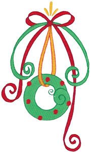Embroidery | Free Machine Embroidery Designs | Bunnycup Embroidery | Christmas Doodads Too 5x7