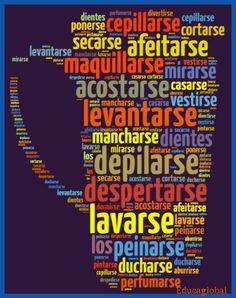Más verbos reflexivos. www.educaglobal.es