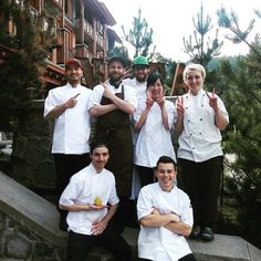 It's #MeetTheTeamMonday! This week we're sending a shout/out to our awesome culinary team! #TeamNita #Chefs Clockwise from top left Chefs Francis, Axel, JS, Rie, Chrissy, Jordan & Alastair. #NitaLakeLodge #loveourteam #chef #talented #grateful #thefacesofnitalakelodge #NitaLake #whistler #bc #culinarytalent #thankyou #whistlerspirit #peopleofwhistler #smiles #funtimes #lovewhatyoudo #bestjobs #careeers #whistlerBC #cooking #creatorsofawesome #lifeatthelodge