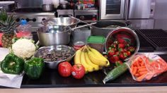 Getting ready for our #fun #fondue sweet and savory #birthday #party. Delicious, colourful #food. This group of 12 year olds are going to busy learning how to do a wet bath (Bagna Maria) chopping, dicing, slicing, dipping and eating to their #hearts content! #vaughan #cooking #parties #yorkregion