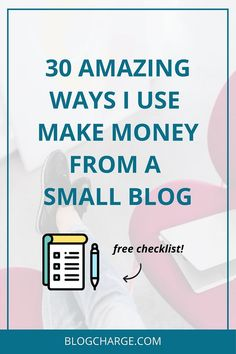 30 Popular Ways to Make Money Blogging in 2019 (Real Methods) Make Money Blogging, Way To Make Money, Make Money Online, Saving Money, How To Start A Blog, How To Make, Free Blog, Blogging For Beginners, Business Quotes