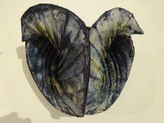 Peter Gentenaar: paper pulp sculpture Galerie Wijnstraat 178, Dordrecht