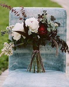 Must have свадебной фотосессии 2015: утро невесты на природе - The-wedding.ru