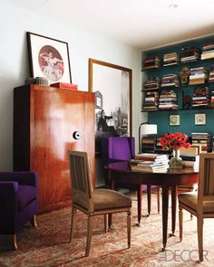 A SoHo Loft with French Flair