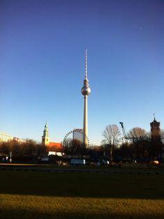 The Fernsehturm is back! - EyeEm