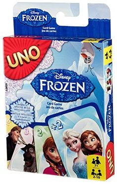 Disney Frozen UNO Card Game ** More info could be found at the image url. Note:It is Affiliate Link to Amazon.