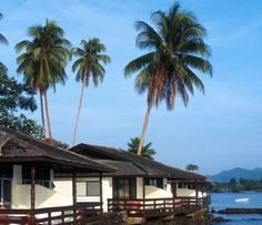 Madang Resort in Papua New Guinea.  One of my favorite places!