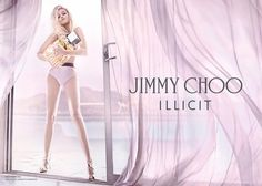 Jimmy Choo 'Illicit' New Fragrance 2015