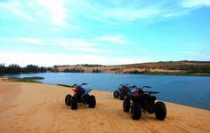 Globetrotter: Red and White Sand Dunes of Mui Ne, #Vietnam #MuiNe #Asia