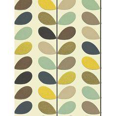 buyorla kiely house for harlequin multi stem wallpaper multicoloured 110385 online at johnlewis