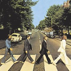 "Abbey Road- The Beatles ~ I sat & listened to this for HOURS when I was in high school! ""Here Comes The Sun!"""