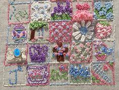 Amy Powers' 39 squares stitchalong