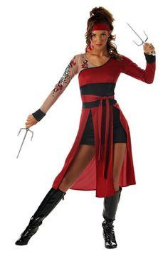 nikkis teen halloween costumesninja costumesteen costumesfemale costumeshalloween trickshalloween stuffhalloween ideashalloween - Cool Halloween Costumes For Teenagers