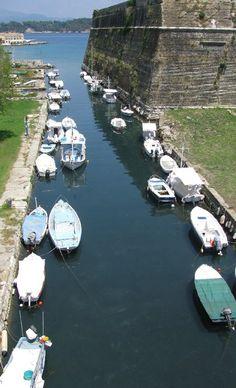 Greece, Corfu, Kerkyra