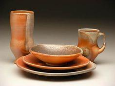 Tara Wilson dinnerware.