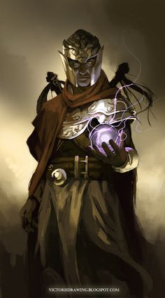 MORLAN by VictorGarciapq sorcerer warlock wizard orb ranger dual weapons swords armor clothes clothing fashion player character npc   Create your own roleplaying game material w/ RPG Bard: www.rpgbard.com   Writing inspiration for Dungeons and Dragons DND D&D Pathfinder PFRPG Warhammer 40k Star Wars Shadowrun Call of Cthulhu Lord of the Rings LoTR + d20 fantasy science fiction scifi horror design   Not Trusty Sword art: click artwork for source