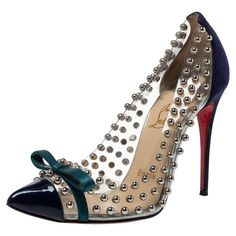 Louboutin Shoes Women, Christian Louboutin Sandals, Peep Toe Heels, Pumps Heels, Suede Leather, Leather Cap, Pink Nike Shoes, Gladiator Heels
