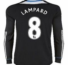 Chelsea Away Shirt Adidas 2011-12 Chelsea L/S Away Shirt (Lampard 8) Buy the brand new Chelsea Long Sleeve away shirt for the 2011/12 Premiership season complete with Frank Lampard shirt printing.The new Chelsea football shirt is manufactured by Adidas and is available http://www.comparestoreprices.co.uk/football-shirts/chelsea-away-shirt-adidas-2011-12-chelsea-l-s-away-shirt-lampard-8-.asp