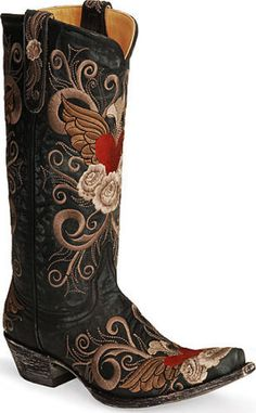 Old Gringo Boots - debating whether I should buy myself an early xmas present????