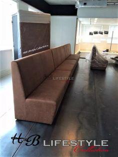 Eetkamerbanken en eetkamerstoelen - HB Lifestyle Collection Sofa, Couch, Lifestyle, Furniture, Collection, Home Decor, Barber Shop, Lush, Banquette Bench