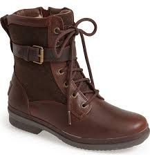 online shopping for UGG Kesey Waterproof Boot (Women) from top store. See new offer for UGG Kesey Waterproof Boot (Women) Best Winter Boots, Winter Snow Boots, Winter Shoes, Ugg Snow Boots, Ugg Boots Sale, Lace Up Boots, Leather Boots, Women's Boots, Black Leather
