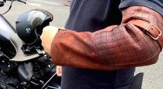 夏の必需品 バイカーに最適なアームカバー