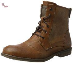 Mustang 1157-550-301, Bottes Femme, Marron (Kastanie), 39 EU - Chaussures mustang (*Partner-Link)
