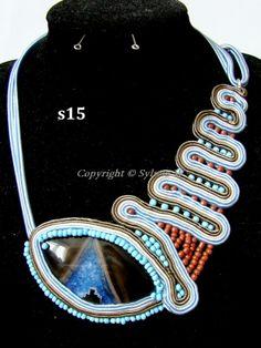 flov design: necklace soutache