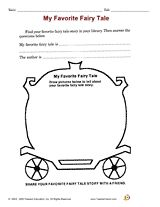 how to write a fairy tale 2nd grade