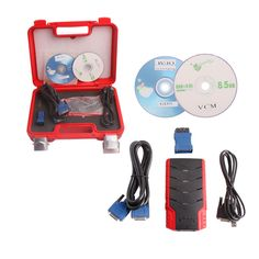 X-VCI FOR CAR FULL SET (INCLUDING 2 CDS) #XVCIForCarFullSet #XVCIForCar #XVCI #diagnostictoolXVCI #zoli