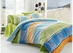 Tip Trade Bavlněné povlečení Fashion Green, 140 x 200 cm, 70 x 90 cm Red Band Society, Thing 1, Comforters, Barbie, Blanket, Green, Home, Fashion, Moda