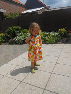 Mamadammeke: Sponsen zomerkleedje