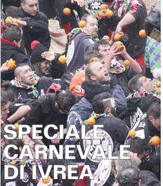 Scorpioni d'Arduino, Ivrea (La Voce del Canavese in edicola il 16/02/2015)