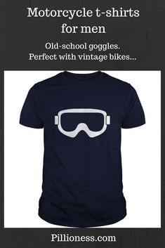 A motorcycle t-shirt has to be cool. Here are 10 motorcycle t-shirts you can wear today. Vintage Bikes, Outfit, Motorcycle, T Shirt, How To Wear, Men, Antique Bicycles, Outfits, Supreme T Shirt