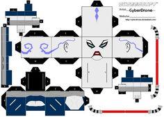 Cubee - Asajj Ventress by CyberDrone.deviantart.com on @deviantART