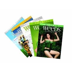 Weeds Season 1-8 Complete Series