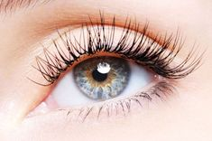 Curl eyelashes that wont curl!----- definitely going to try this!