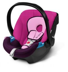 El portabebés Cybex Aton es un Grupo 0+ que equilibra como ninguna otra: seguridad, confort y precio. Esta silla de auto cuenta con múltiples reconocimientos internacionales.