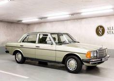 1980 Mercedes-Benz 300 D