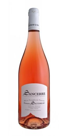 Stunning French rose wine - Domaine Sautereau Sancerre Rose' wine
