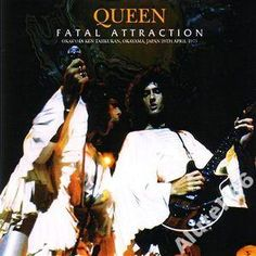 Queen  - FATAL ATTRACTION    2 X CD / JAPAN
