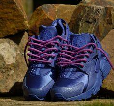 Custom Huarache · Nike HuaracheHustleShoe Game