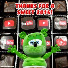 Gummy Bear Song, Gummy Bears, Youtube Youtube, Yoshi, The Creator, Thankful, Songs, Space, Sweet